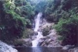 La-ong Rung Waterfall (Rainbow Waterfall)