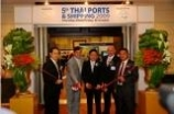 6th Thai Ports and Shipping 2011 Exhibition and Conference