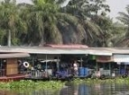 Wat Lampaya Floating Market