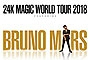 Bruno mars bringing the 24k magic world tour