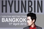 Hyun Bin The 1st Asia Fan Meeting Tour in Bangkok