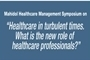 Health care in turbulent times: What is the new role of healthcare professionals...
