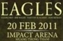 Eagles Live In Bangkok 2011