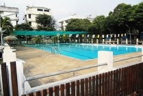 Swimming course at Sukhawadee swimming pool