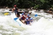 Whitewater Rafting at Kaeng Hin Phoeng Week