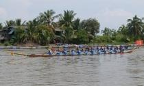 Prachinburi Long Boat Races