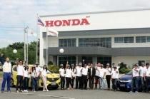 Honda Automobile Co., Ltd.,