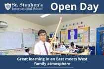 St. Stephen's International School BANGKOK - OPEN DAY