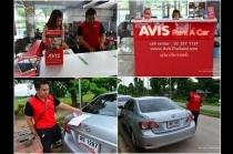 Avis Rent A Car Donmuang Airport