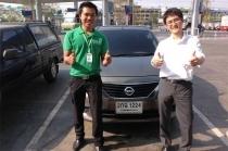 Thai Rent Eco car
