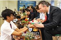 St. Stephen's International School, Khao Yai