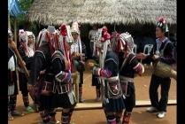 Akha Hill Tribes Mini Light & Sound Presentation