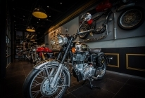Royal Enfield opens Thailand's first exclusive store in Bangkok