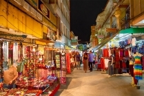 Night Market, Chiang Rai